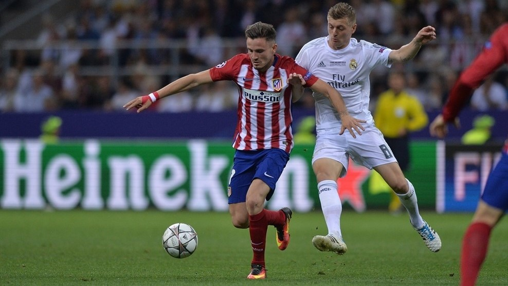 Demi-finale: Real Madrid – Atlético