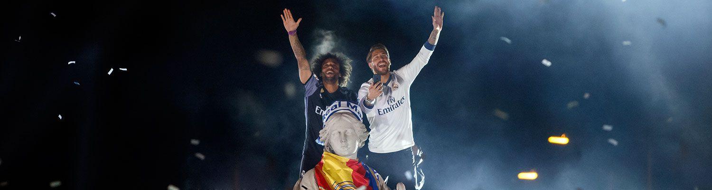 El Real Madrid Arrasa En Los Premios The Best!
