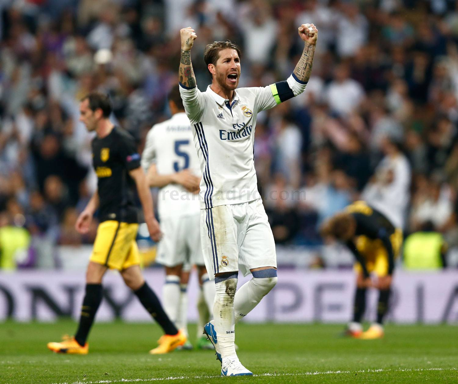 Real Madrid – Atletico (2)