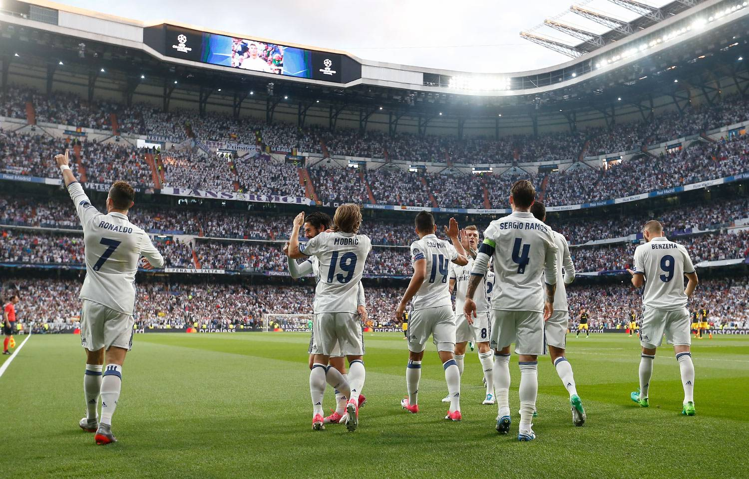 Real Madrid – Atletico (3)