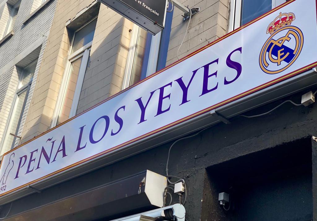 Peña Los Yeyes – Bruselas (3)